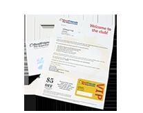 PVC Plastic Cards Loyalty Programs