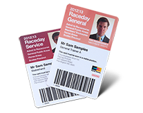PVC Plastic Cards Photo ID Cards